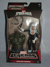 MARVEL Legends Infinite series Spiderman horizonte sirenas Figura De Gato Negro Nuevo