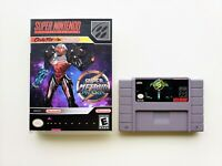 Super Metroid Phazon Game / Case - Fan Made Mod SNES Super Nintendo (USA Seller)