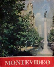 Aspectos de Montevideo - Republica Oriental del Uruguay, 1953 .