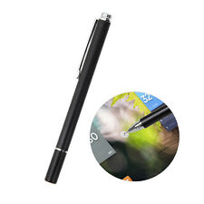 Fine Point Round Thin Tip Capacitive Stylus Pen For iPad2 3 4 Air 2 Mini iPhone7
