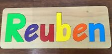 PERSONALISED NAME PUZZLES 6 PIECE