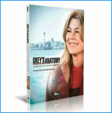 Grey's Anatomy Season 15 DVD Complete Fifteenth (5-Disc Set) Sealed Region 1 US