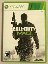 Call Of Duty MW3 (Microsoft XBOX 360, 2011)