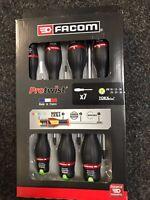 FACOM TOOLS SALE!  Tamperproof SECURITY Torx Plus (WITH HOLE) Screwdriver Set