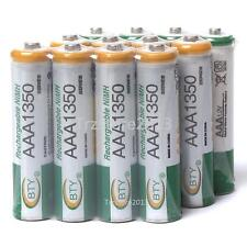 12Pcs 3A / AAA 1350mAh NiMH Rechargeable Batteries Battery for Camera Toys