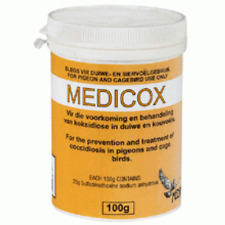 Pigeon Product - Medicox by Medpet - Racing Pigeons