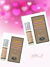 2 Pack Al Fares by Al Rehab 6ml Roll On Peppery Sweet Fragrance Perfume