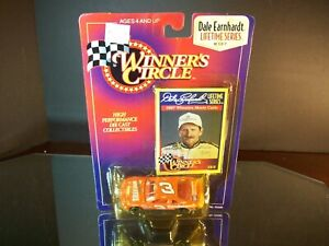 Dale Earnhardt #3 GM Goodwrench LifeTime Series #5 of 12 Wheaties 1:64