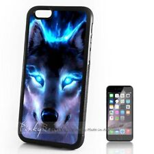 ( For iPhone 4 / 4S ) Back Case Cover P30194 Spirit Wolf