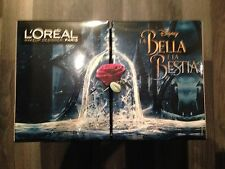 L'oreal Disney Beauty and the Beast Full Makeup Set La Bella E La Bestia RARE!
