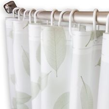 """Leaves Shower Curtain 71"""" x 71"""""""