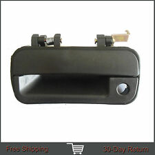 For 90-94 Hyundai Excel Outside Outer Driver Front Left Side Black Door Handle