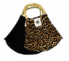 Poms 2 Pack Leopard and Black Face Masks