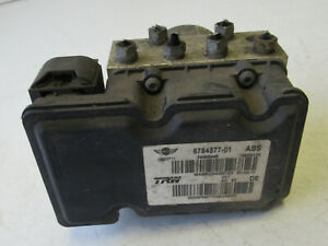 Genuine Used MINI ABS Pump for R56 R57 R55 - 6784577