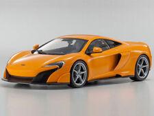KYOSHO 1:18 OUSIA McLaren 675 LT Diecast Model Car Orange C09541P