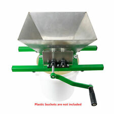 Manual Fruit Crusher Fruit Scattering Machine Cider Wine Juice Press Pulverizer