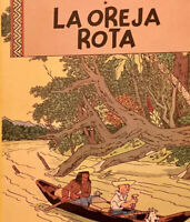 Tintin : La Oreja Rota ,Ed.Juventud 5 Edicion