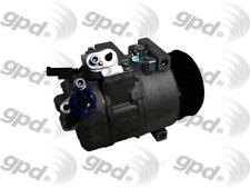 A/C Compressor-New Global 6512273