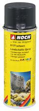 Plus 61177 Spray acrylique mat, noir 200 ml ( 100ml= #NEUF