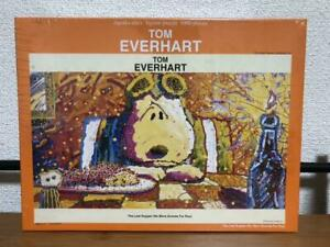 Snoopy Tom Everhart Puzzle Last Supper