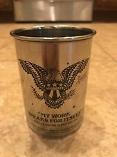 Sailor Jerry Spiced Rum Metal Eagle Cup