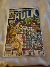 The Incredible Hulk Lot of 7 comics (#277, 282, 314, 318, 319, 328, 337) Marvel