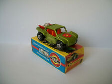 Matchbox Superfast Nr. 13b Baja Buggy  gelbgrün   mit OVP mint/boxed