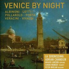 La Serenissima - Venice By Night [New CD] Jewel Case Packaging