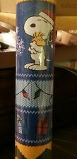 PEANUTS SNOOPY WRAPPING CHRISTMAS PAPER 20 SQ Ft 3.33 Ft. X 2 Yards New CHARLIE