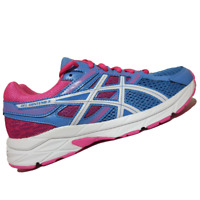 ASICS WOMENS Shoes Contend 3 - Powder Blue, White & Hot Pink - T5F9N-4701