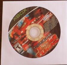 Microsoft Xbox. Top Gear RPM Tuning (NTSC)