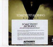 (FT892) Some Velvet Morning, Allies - 2012 DJ CD