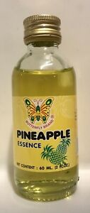 Butterfly Brand - PINEAPPLE Flavoring Essence - 60ml / 2oz  FREE SHIPPING