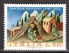 Italy - 1972 St. Petrus Damiani - Mi. 1375 MNH