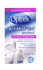 OPTREX ACTIMIST 2 IN 1 EYE SPRAY FOR DRY IRRITATED EYES - 10ml
