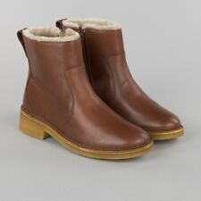 Clarks Originals Womens ** Desert Mid Maru May Tan Leather ** UK 9 D