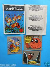 adesivi figurines picture cards figurine stickers ape magà ape maga hutch hacchi