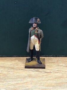 St Petersburg:  A Fine Napoleon Bonaparte, c1815. 54mm Solid Metal Figure