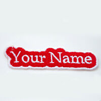 Personalized Embroidered patch, embroidery custom patch