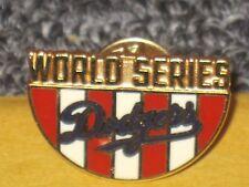 1988 LA Dodgers World Series Press Pin