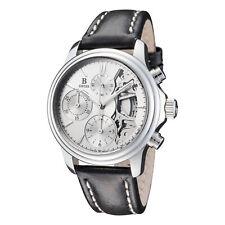 B Swiss by Bucherer Men's Prestige Chrono 38mm Automatic Watch 00.50506.08.13.01