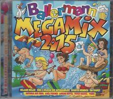 V/A Ballermann Megamix 2015 - 2 CD, Andy Bar, Tim Toupet, Markus Becker a.m. NEU