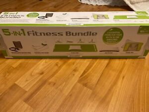 Wii fit 5 in 1 fitness bundle