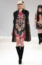 Vestidos de mujer de color principal multicolor de seda