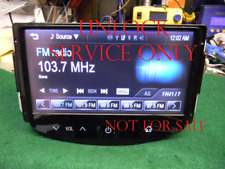 PROGRAM SERVICE CHEVY SONIC SPARK TRAX Mylink RADIO UNLOCK PLUG AND PLAY