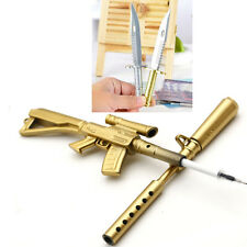 Ballpoint Pen Rifle Knife Shape Creative Students Stationery Writing Instruments