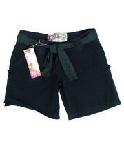US Army Ladies Shorts Hot Pants Style Women Black Size M RS summer beach wear