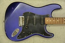 MIM Fender Mexican Stratocaster - Purple / Violet Color with Maple Neck FREE S/H