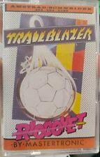 Trailblazer (Mastertronic 1987) Amstrad Schneider CPC (Tape) (Game, Box, Manual)