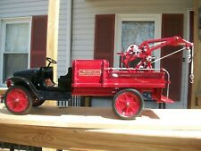 Buddy L No. 209 Wrecking Truck Reproduction